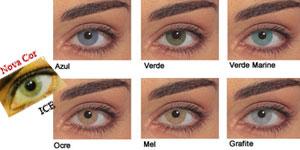0071718fd A lente para quem quer marcar presença. Com a pigmentação distribuída  uniformemente sobre a lente, as cores são realçadas ao máximo.