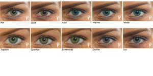 5a4535ff69953 Descrição  Mude a cor de seus olhos com a máxima naturalidade. A certeza da  mudança mais discreta que você pode ter em lentes de contato coloridas.